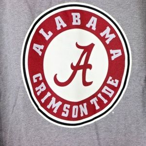 Alabama Crimson Tide Crew Neck Sweatshirt